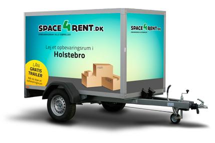 Ny Lån en gratis trailer - Space4rent TM17